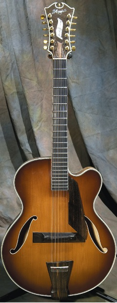 Daquisto12stringarchtop